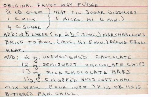 Original Fannie May Fudge (1 of 2)