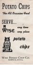 Ad- Wise Potato Chips